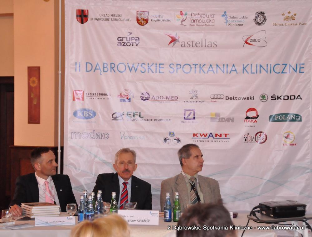 2 Dabrowskie Spotkania Kliniczne - Dabrowa Tarnowska - 11-04-2014 (120)
