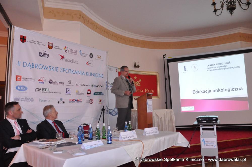 2 Dabrowskie Spotkania Kliniczne - Dabrowa Tarnowska - 11-04-2014 (130)
