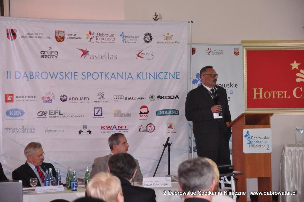 2 Dabrowskie Spotkania Kliniczne - Dabrowa Tarnowska - 11-04-2014 (136)