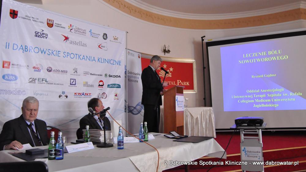 2 Dabrowskie Spotkania Kliniczne - Dabrowa Tarnowska - 11-04-2014 (96)
