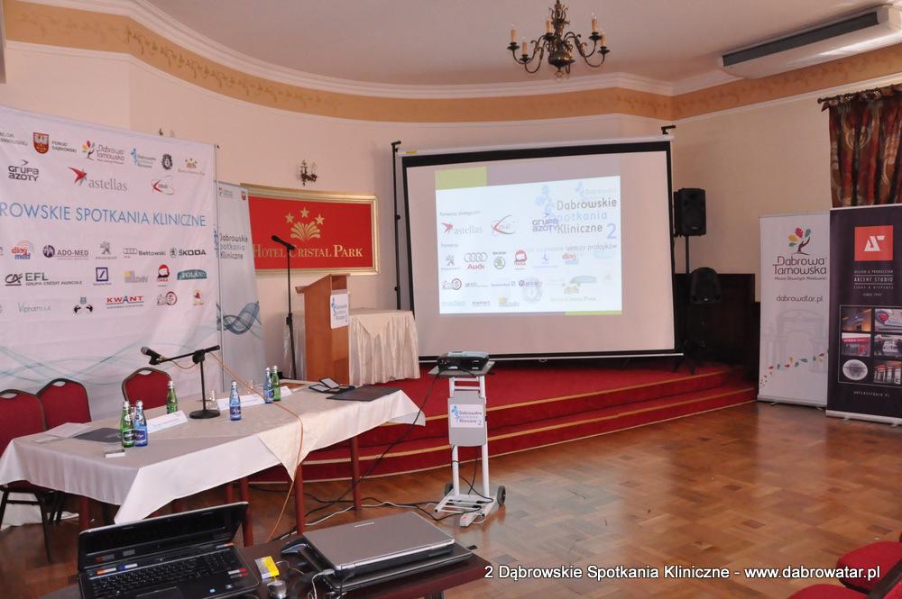 2 Dabrowskie Spotkania Kliniczne - Dabrowa Tarnowska - 11-04-2014 (99)
