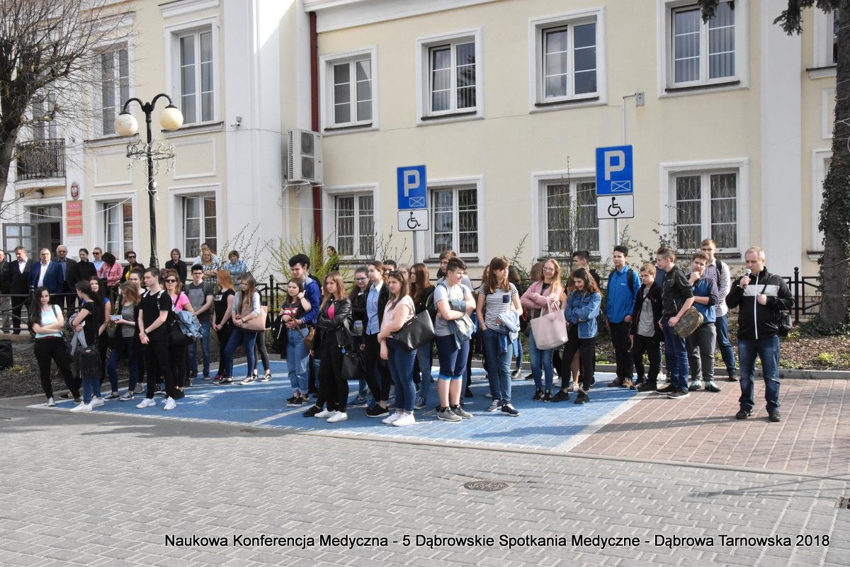 5 Dabrowskie Spotkania Kliniczne -Dabrowa Tarnowska 2018 - DZIEN 1 (2)