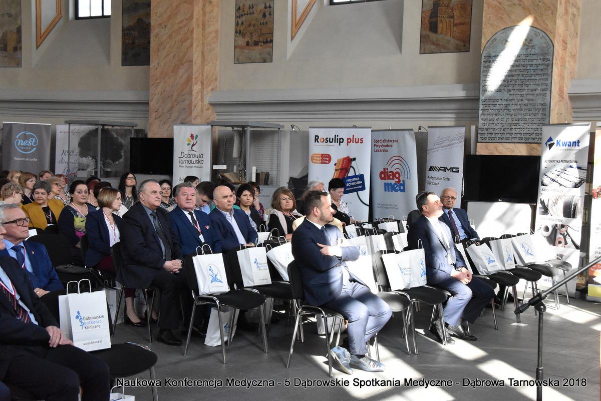 5 Dabrowskie Spotkania Kliniczne -Dabrowa Tarnowska 2018 - DZIEN 2 (11)