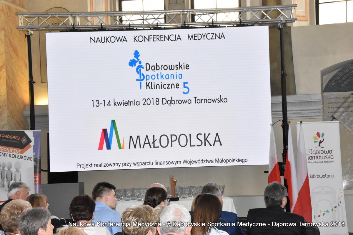 5 Dabrowskie Spotkania Kliniczne -Dabrowa Tarnowska 2018 - DZIEN 2 (146)