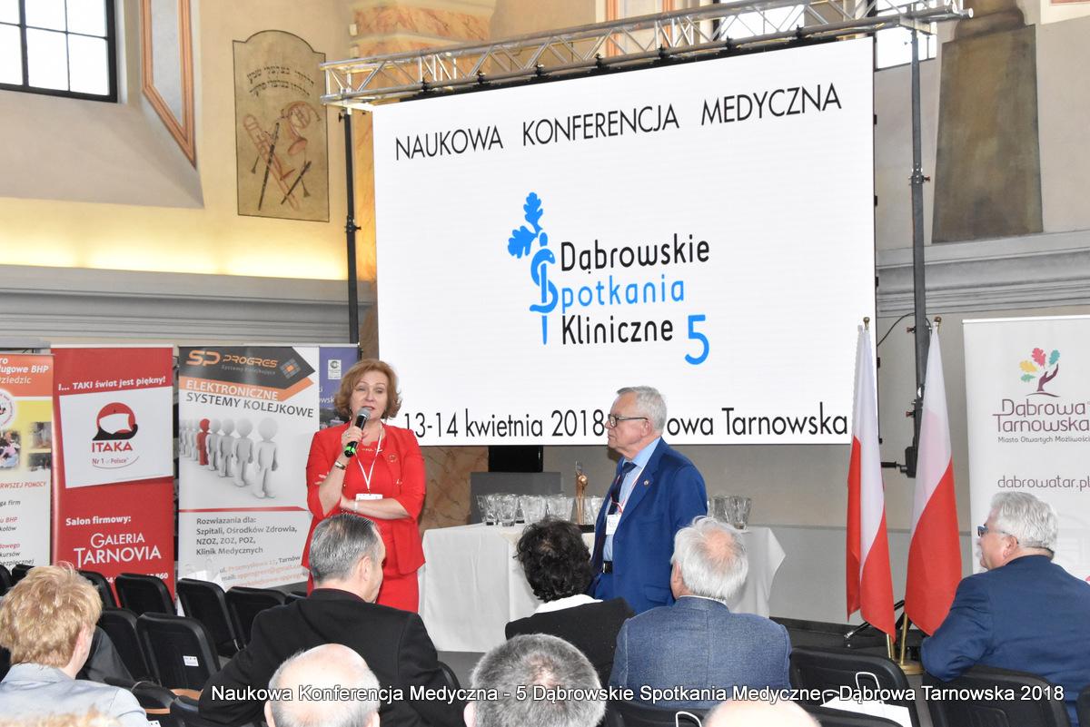 5 Dabrowskie Spotkania Kliniczne -Dabrowa Tarnowska 2018 - DZIEN 2 (147)