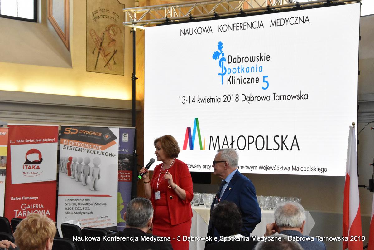 5 Dabrowskie Spotkania Kliniczne -Dabrowa Tarnowska 2018 - DZIEN 2 (152)