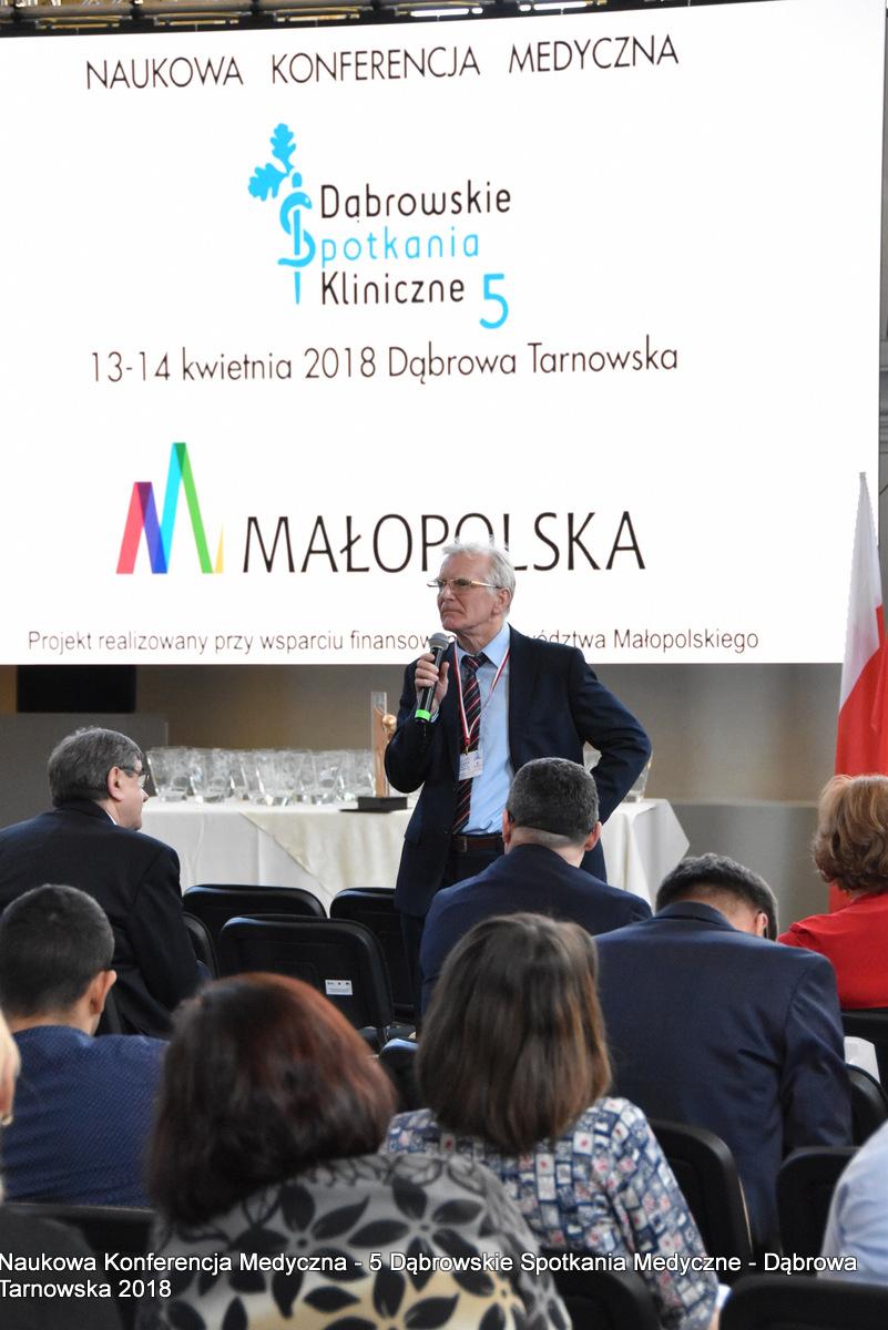 5 Dabrowskie Spotkania Kliniczne -Dabrowa Tarnowska 2018 - DZIEN 2 (157)