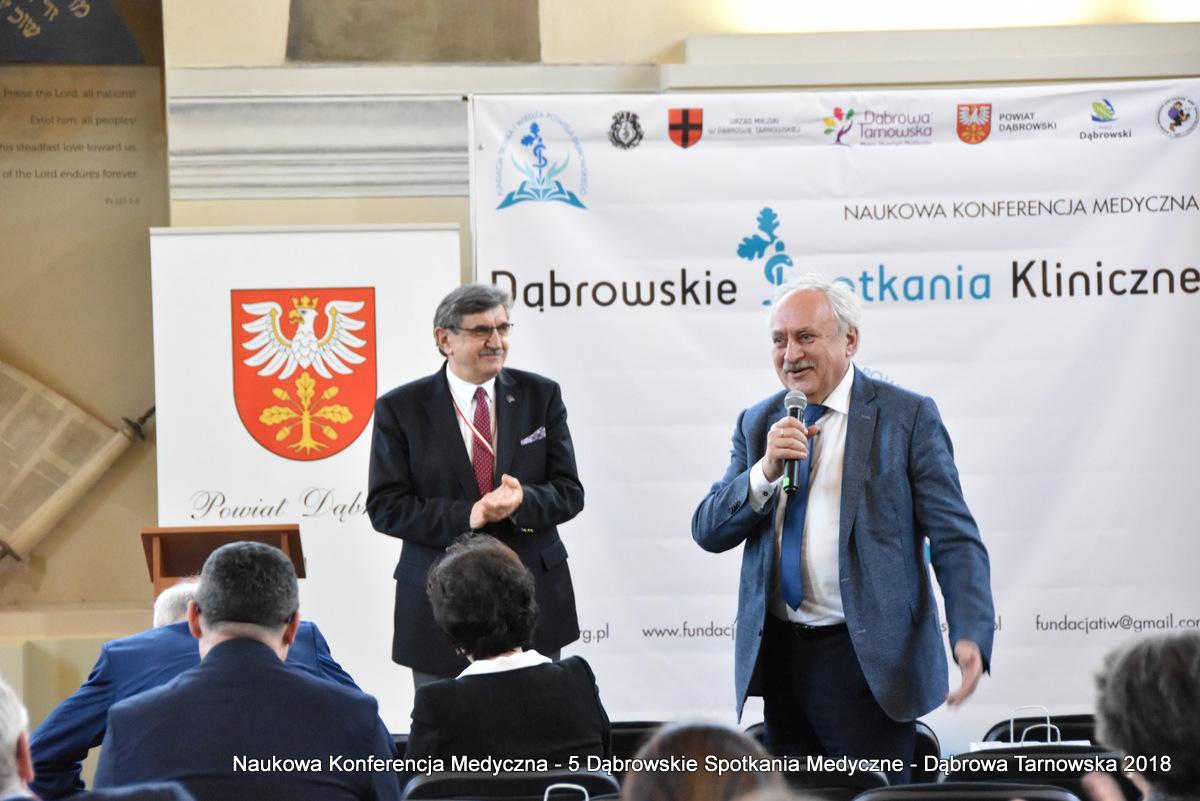5 Dabrowskie Spotkania Kliniczne -Dabrowa Tarnowska 2018 - DZIEN 2 (172)