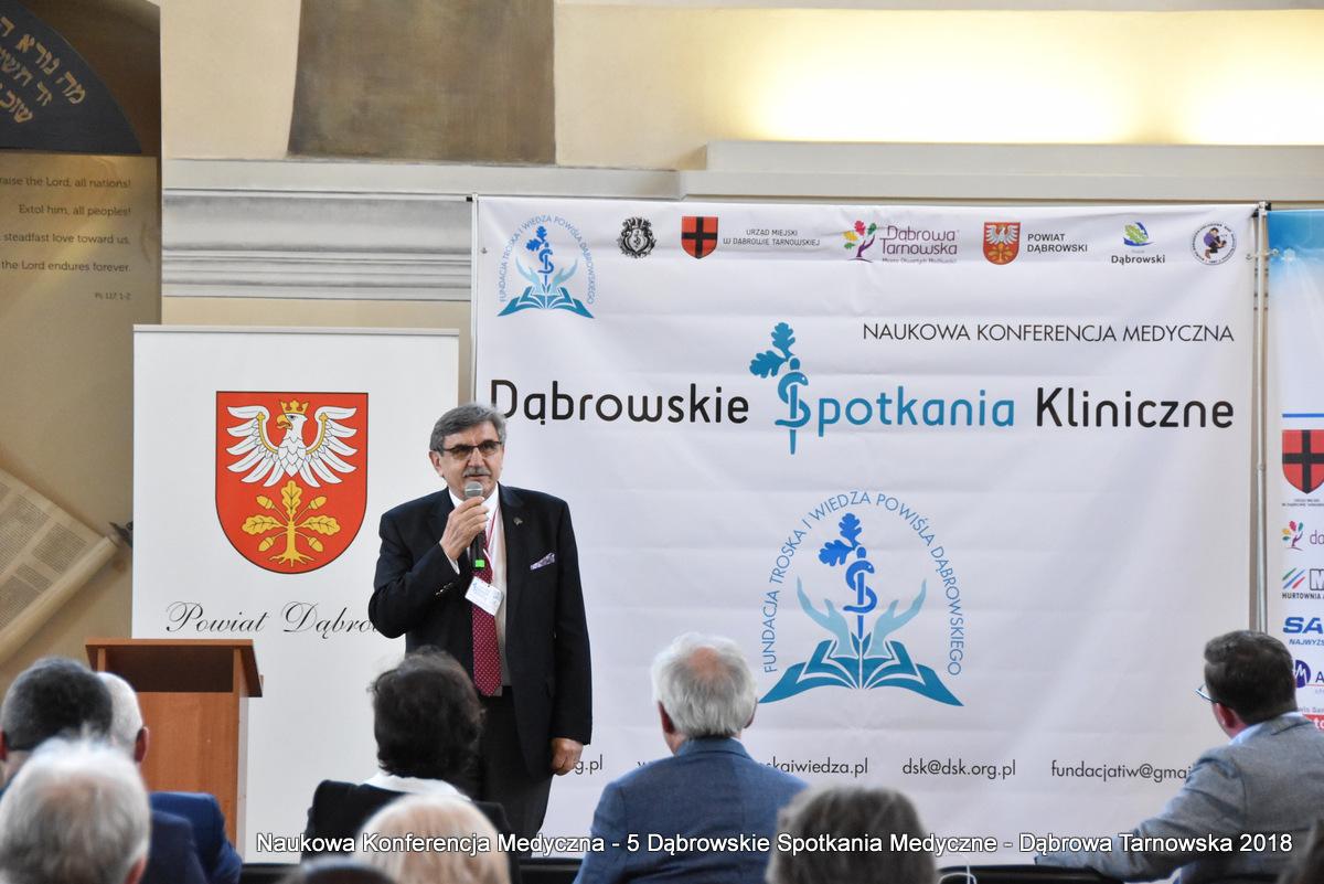 5 Dabrowskie Spotkania Kliniczne -Dabrowa Tarnowska 2018 - DZIEN 2 (174)