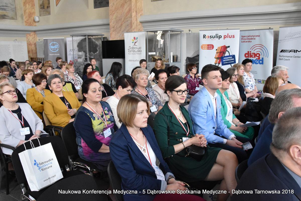 5 Dabrowskie Spotkania Kliniczne -Dabrowa Tarnowska 2018 - DZIEN 2 (43)