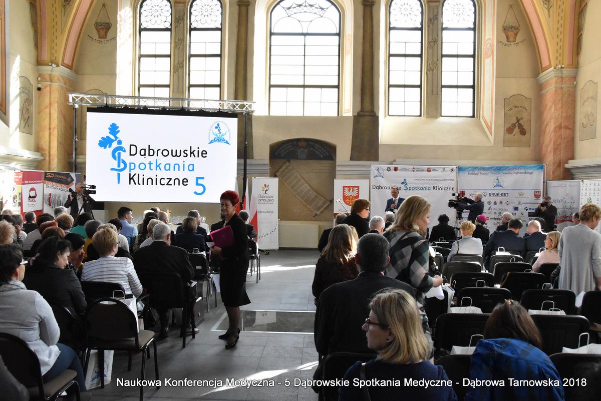 5 Dabrowskie Spotkania Kliniczne -Dabrowa Tarnowska 2018 - DZIEN 2 (5)