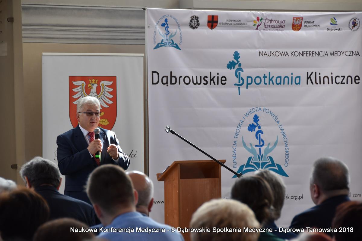 5 Dabrowskie Spotkania Kliniczne -Dabrowa Tarnowska 2018 - DZIEN 2 (68)