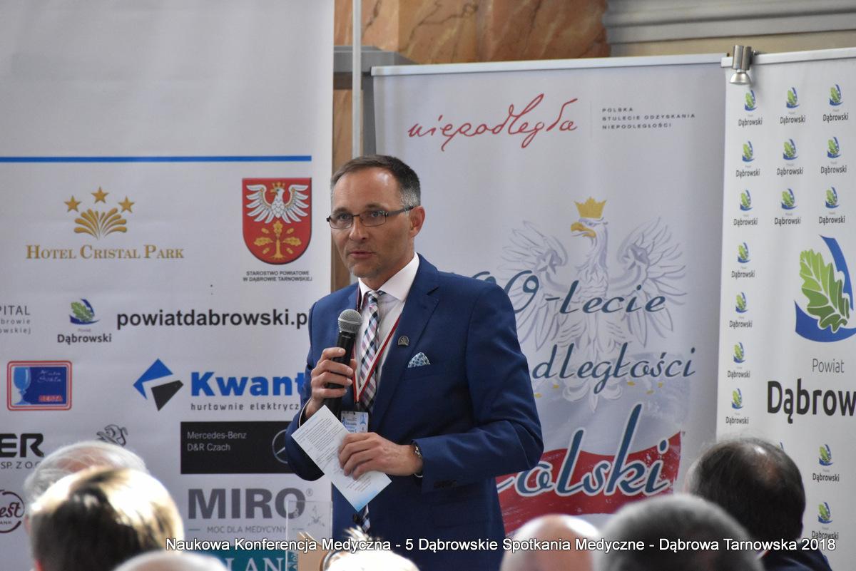 5 Dabrowskie Spotkania Kliniczne -Dabrowa Tarnowska 2018 - DZIEN 2 (70)