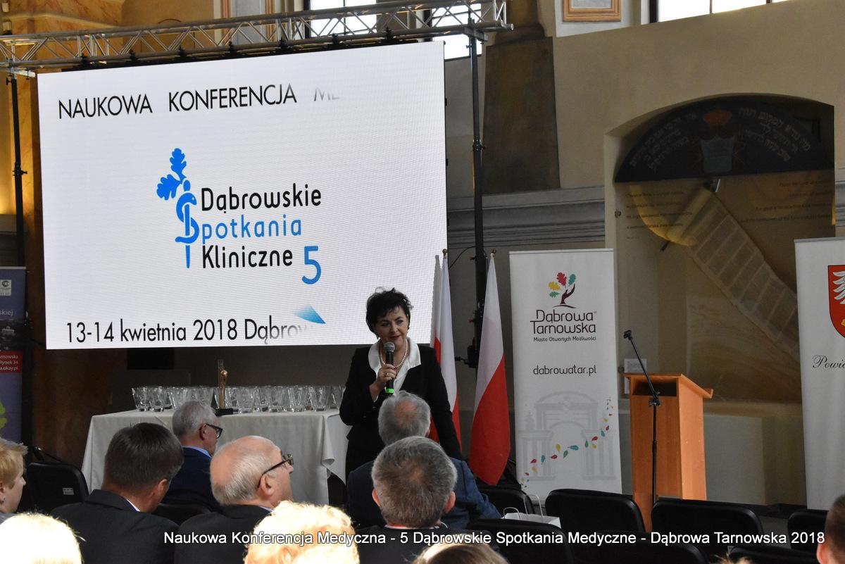 5 Dabrowskie Spotkania Kliniczne -Dabrowa Tarnowska 2018 - DZIEN 2 (93)